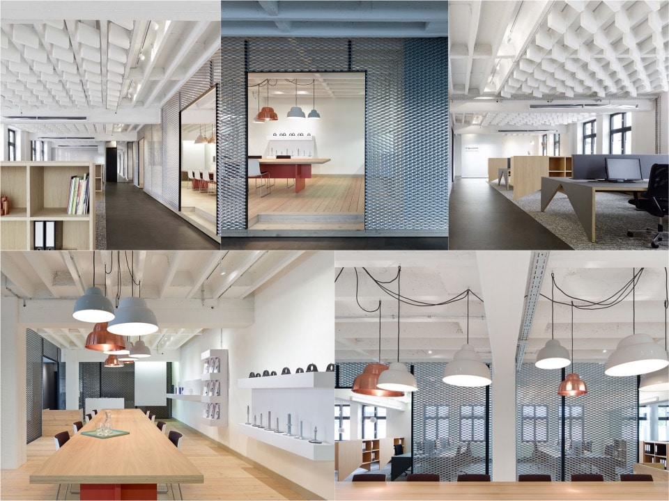 Five Small Office Designs Prove Less Is More Spaceist Blog