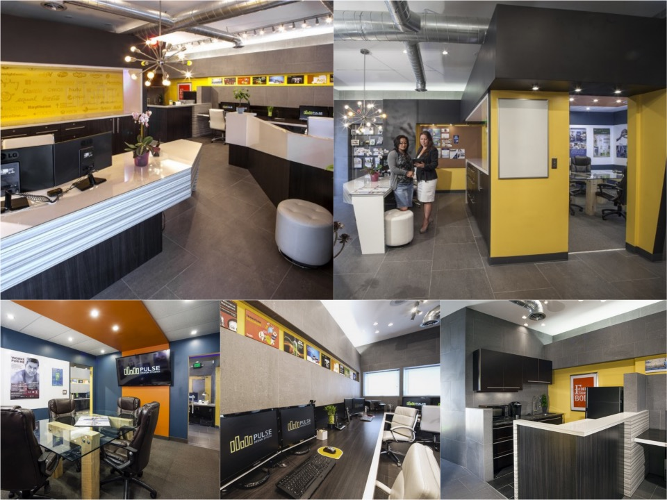 s.Pulse Design Studio small office design Spaceist blog