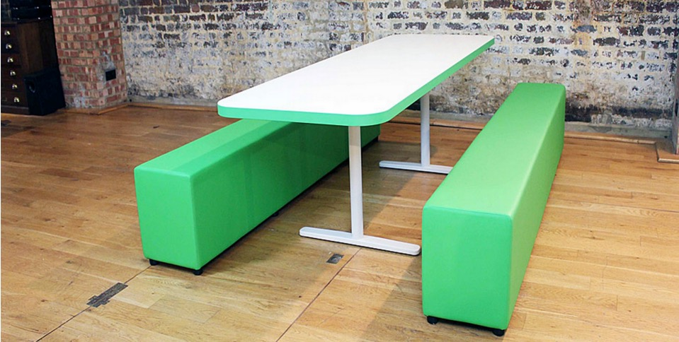 Soft-bench canteen set -t leg base spaceist
