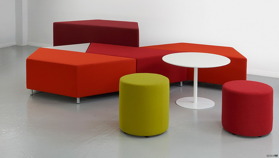 42 Geometric Seating Spaceist Reception Furniture