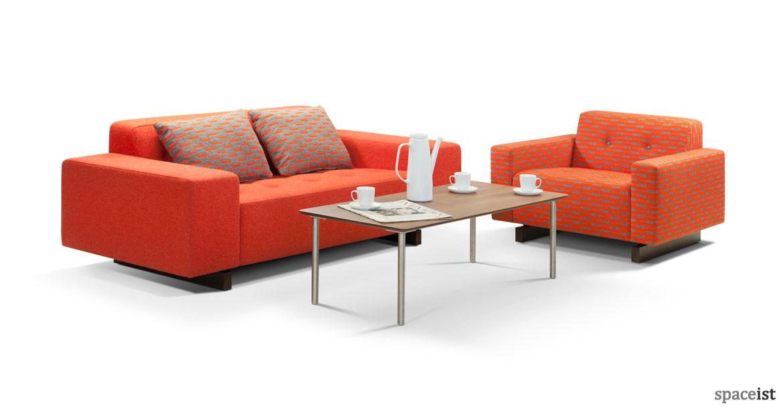 Reception Sofas 46 Office Sofa System