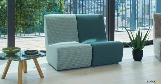 Spaceist-55-green-waiting-room-chair