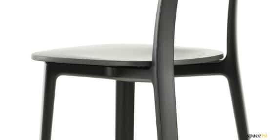 All cafe chair closeup