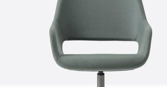 Babila chair closeup