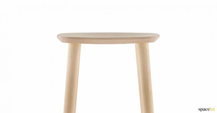 Babila low stool closeup