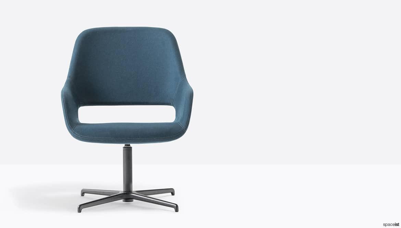 Remarkable Babila Reception Chair Swivel Seat Spaceist London Unemploymentrelief Wooden Chair Designs For Living Room Unemploymentrelieforg