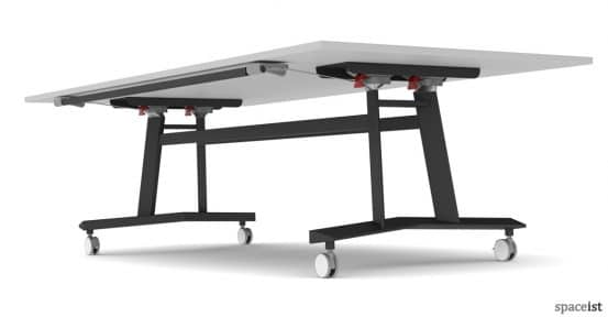 Blad large folding meeting table detail
