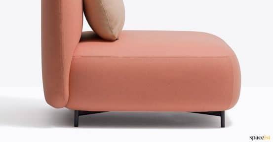 Bubble sofa closeup