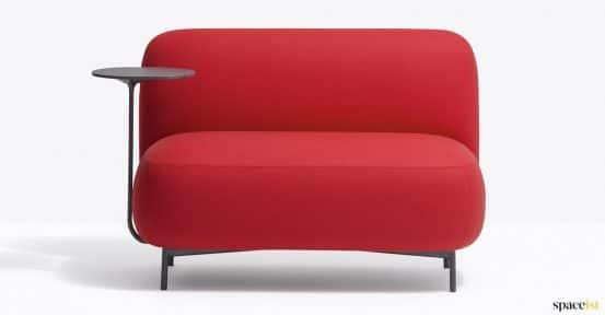 Red bubble sofa lobby