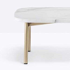Brass and Marble table