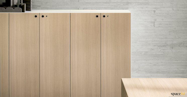 Ceo oak cabinets