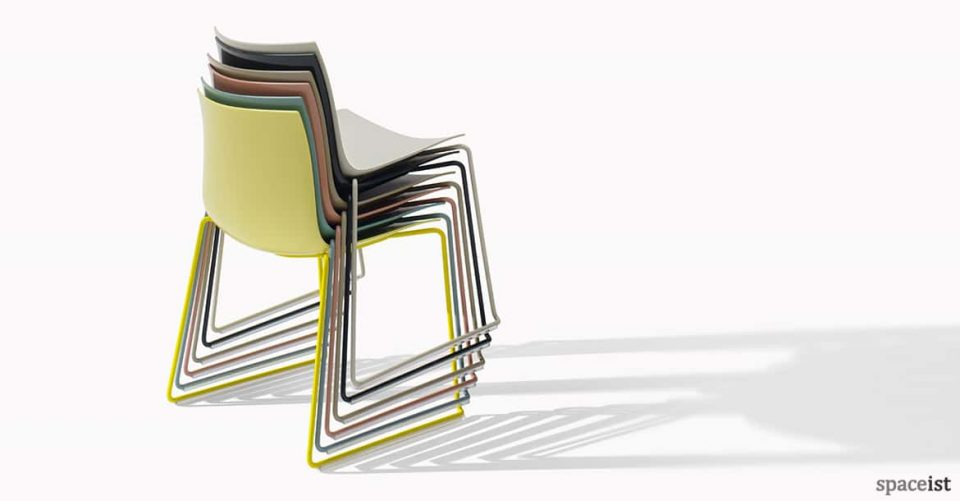 Catifa46 stackable meeting chair