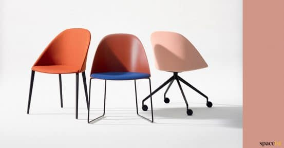 Cilla chair range