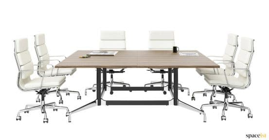 Spaceist-Eames-square-table-8-person
