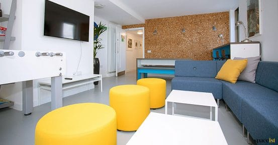 bright common room furniture