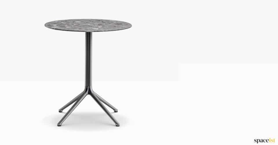 Graphite shinny table base