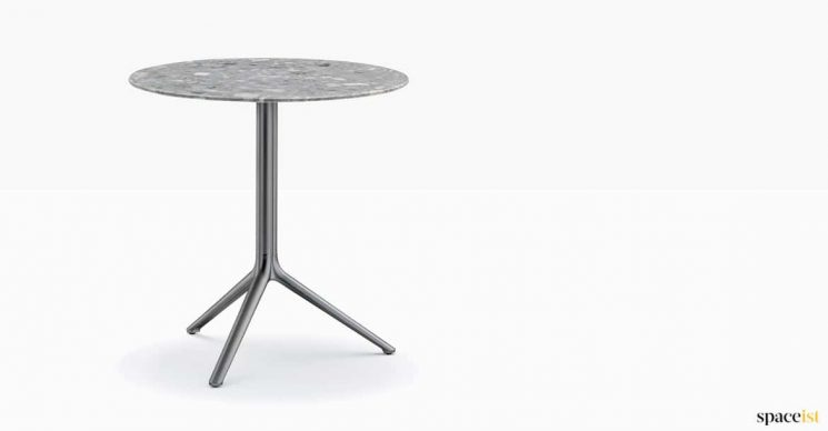 graphite folding table