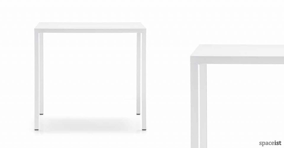 Fabb white cafe table