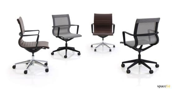 Flix desk chair range