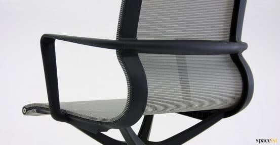Flix desk chair closeup