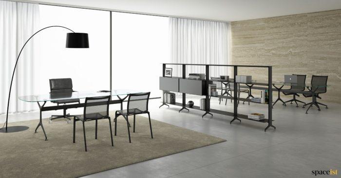 Frame executive furniture range