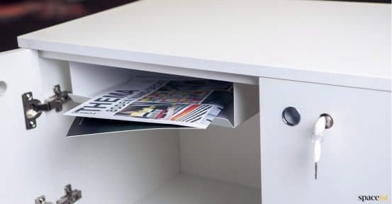 Spaceist-Frame-staff-locker-letter-tray