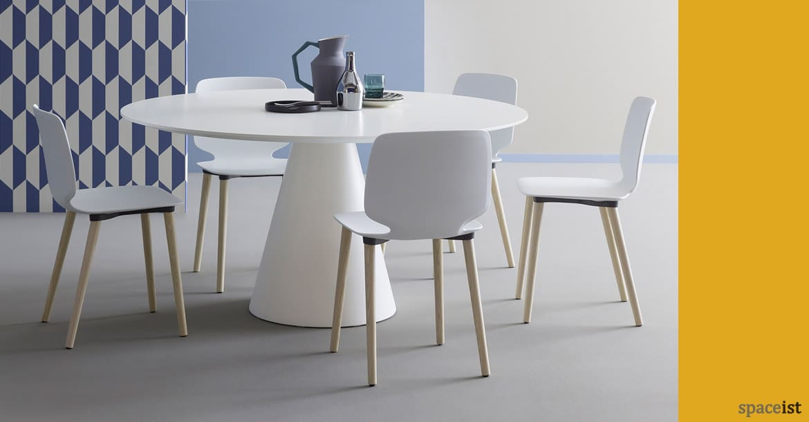 Meeting Tables Icon Round Table