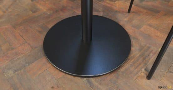 hard wearing tectured table base