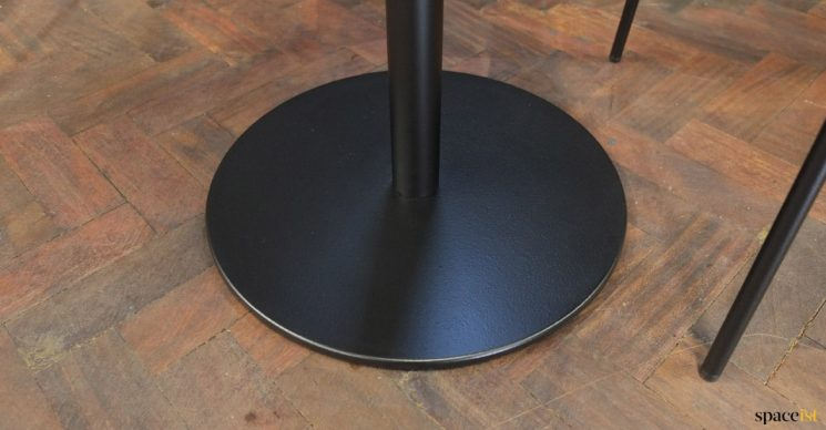 hard wearing tectured table base