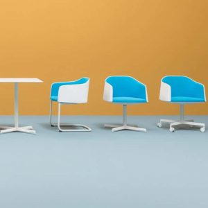 Laja meeting chair collection