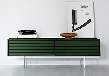 Credenza Conference Room : Meeting room storage cabinets spaceist london