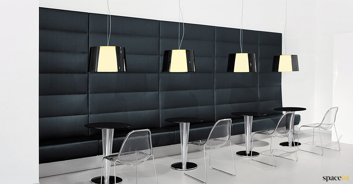 Nice High Back Panel Banquette Soft Seating