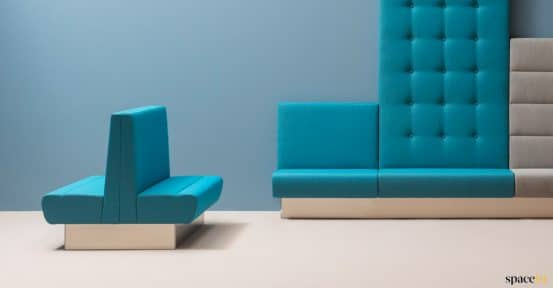 banquette seating range
