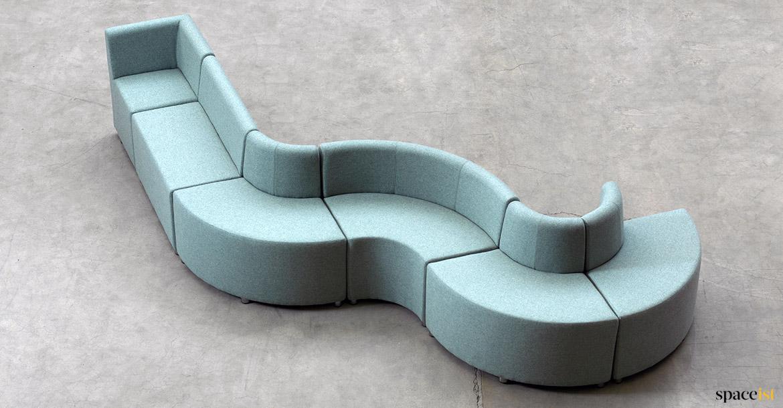 Bar Furniture Modular Cubes Seating System