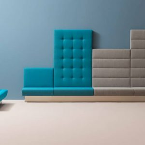 Modus banquette seating range