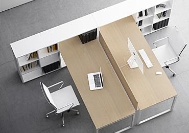 Office Desk Oak