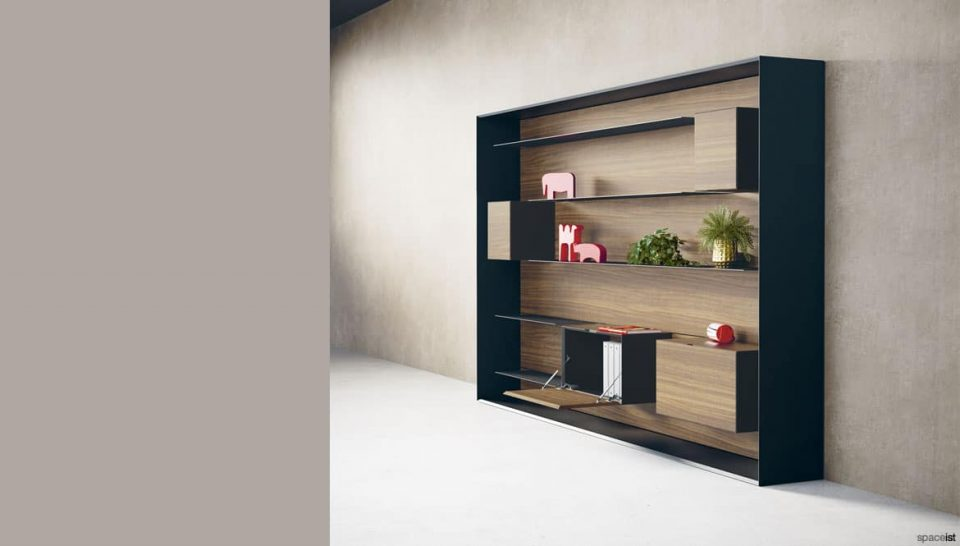 Beautiful executive shelving