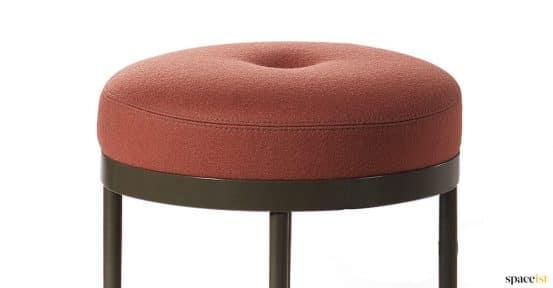 Shima low stool closeup