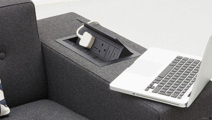 Sofa socket