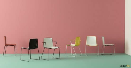 Tweet chair range