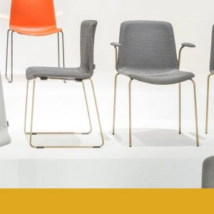 Weet meeting chair range