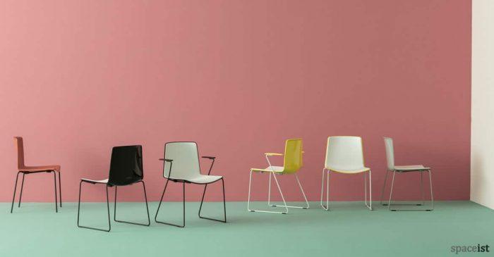 Weet chair range