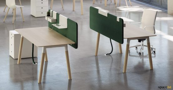 Woods office desks