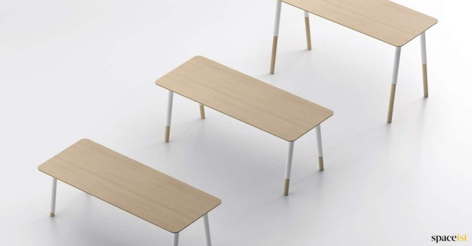 Wodds height adjustable desk sizes