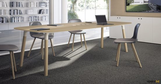 Woods meeting table