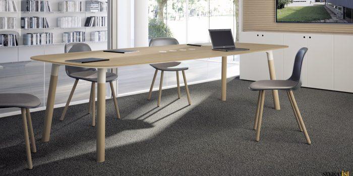 Woods meeting table