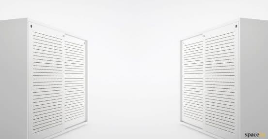 Spaceist-XL-white-sliding-door-acoustic-storage