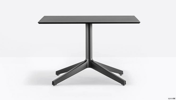 Low Black Table