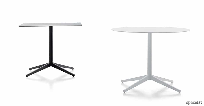 Square Cafe Tables Ypsilon Large