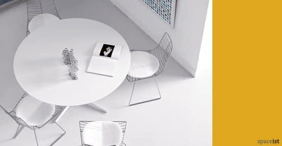 Eleo round meeting room table